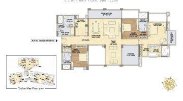 3.5 BHK Floor Plan-page-001