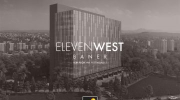 Eleven West elevation