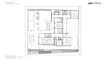 YOO Villas - V2_Floor Plans-GF